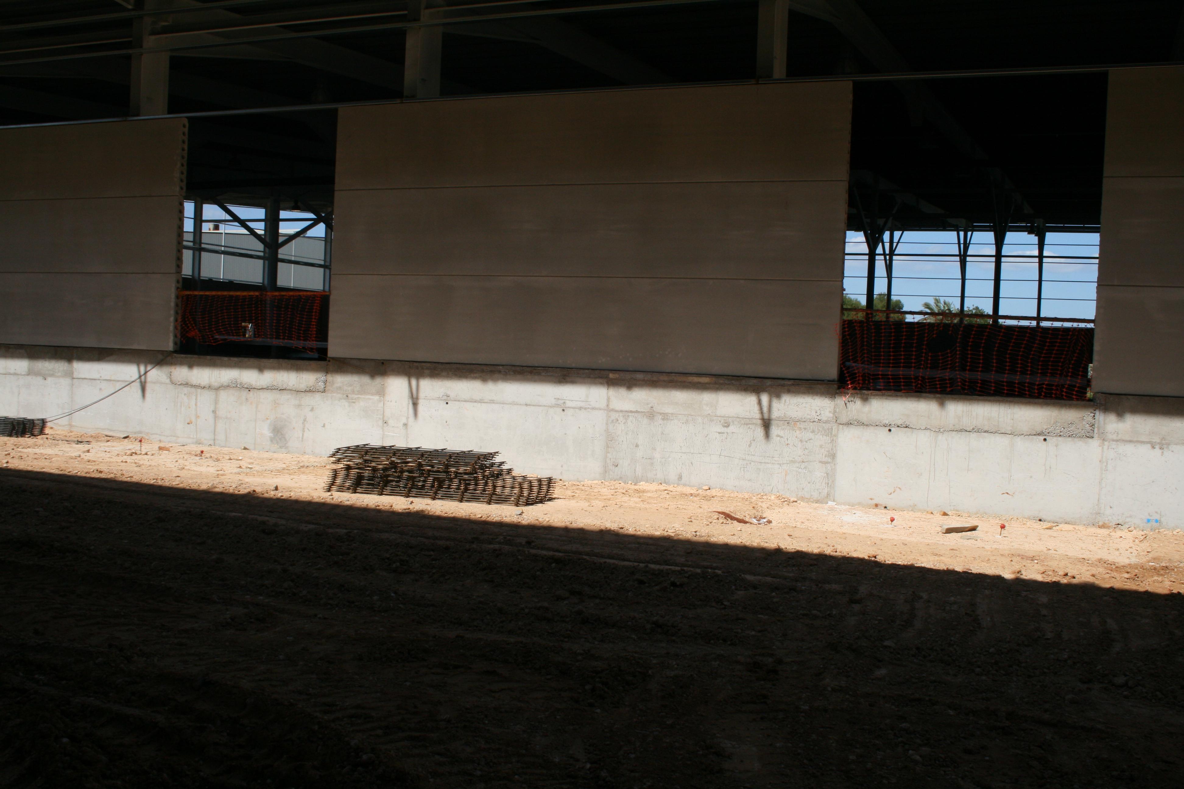 Detalle Hormigón- Lopez Domenech Constructora